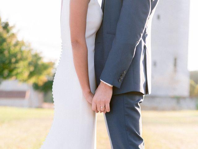 Le mariage de Vincent et Amandine à Tendu, Indre 25