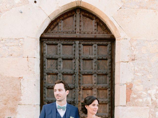 Le mariage de Vincent et Amandine à Tendu, Indre 26