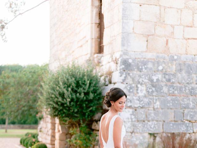 Le mariage de Vincent et Amandine à Tendu, Indre 29