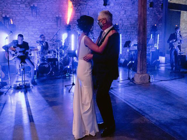 Le mariage de Vincent et Amandine à Tendu, Indre 33