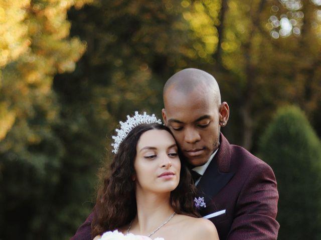 Le mariage de Sarah et Sylvein à Mulhouse, Haut Rhin 14