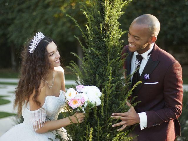 Le mariage de Sarah et Sylvein à Mulhouse, Haut Rhin 2