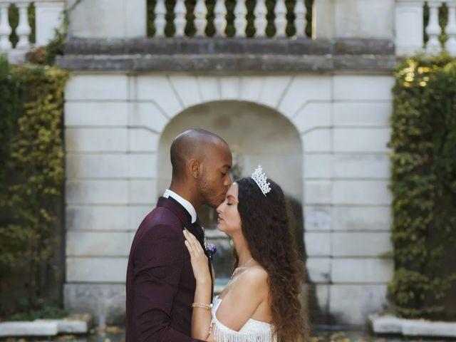 Le mariage de Sarah et Sylvein à Mulhouse, Haut Rhin 25
