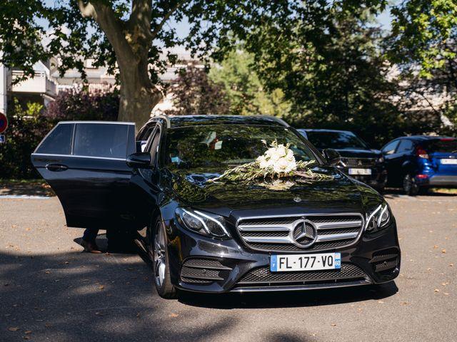 Le mariage de Sarah et Sylvein à Mulhouse, Haut Rhin 30