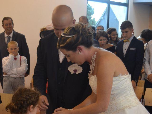 Le mariage de Laurent et Bérengère à Franqueville-Saint-Pierre, Seine-Maritime 42