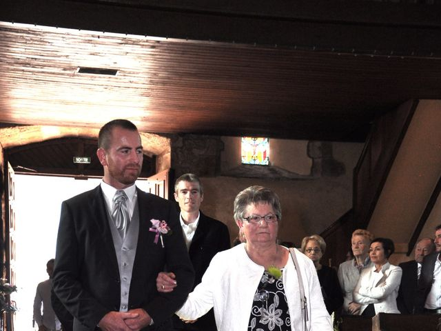 Le mariage de Valérie et Dominique à Larchamp, Mayenne 4