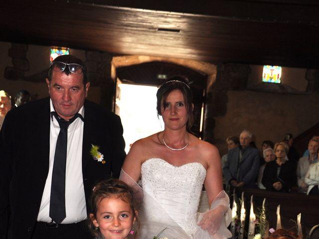 Le mariage de Valérie et Dominique à Larchamp, Mayenne 5