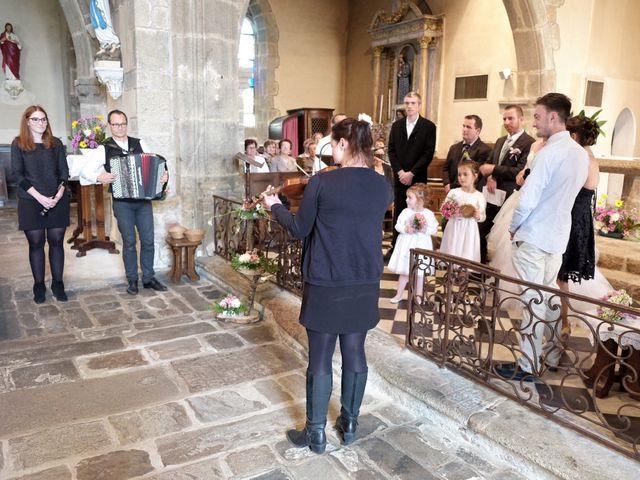 Le mariage de Valérie et Dominique à Larchamp, Mayenne 1