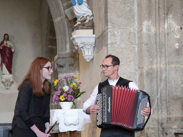 Le mariage de Valérie et Dominique à Larchamp, Mayenne 8