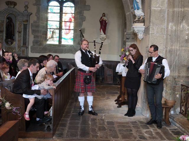 Le mariage de Valérie et Dominique à Larchamp, Mayenne 10