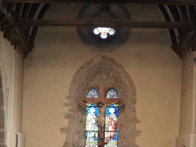 Le mariage de Valérie et Dominique à Larchamp, Mayenne 15