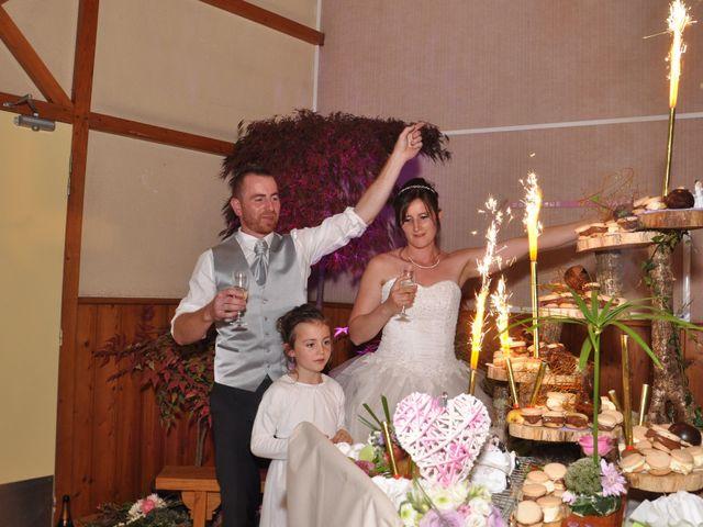 Le mariage de Valérie et Dominique à Larchamp, Mayenne 30