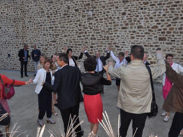 Le mariage de Valérie et Dominique à Larchamp, Mayenne 36