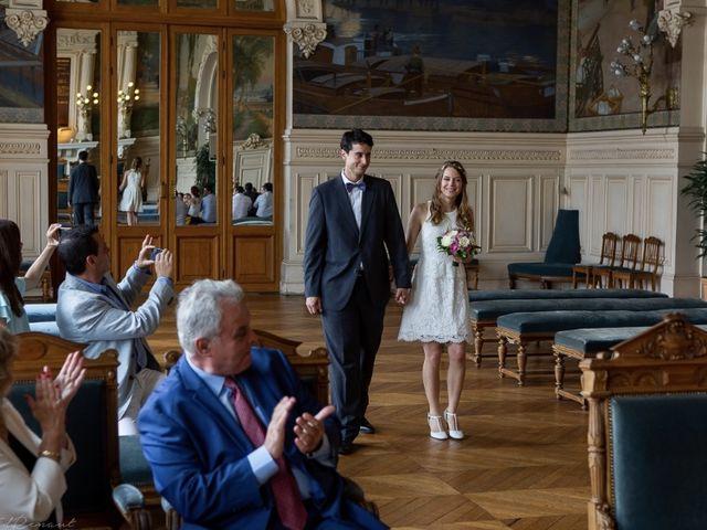 Le mariage de Yiannis et Marine à Dampsmesnil, Eure 3