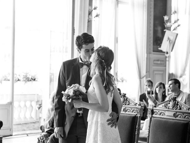 Le mariage de Yiannis et Marine à Dampsmesnil, Eure 4