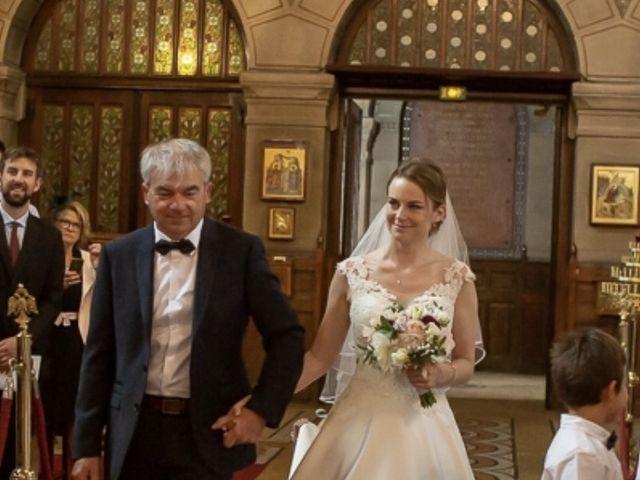 Le mariage de Yiannis et Marine à Dampsmesnil, Eure 10