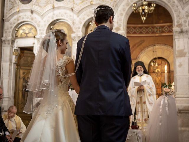 Le mariage de Yiannis et Marine à Dampsmesnil, Eure 13