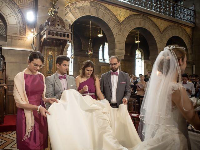 Le mariage de Yiannis et Marine à Dampsmesnil, Eure 14