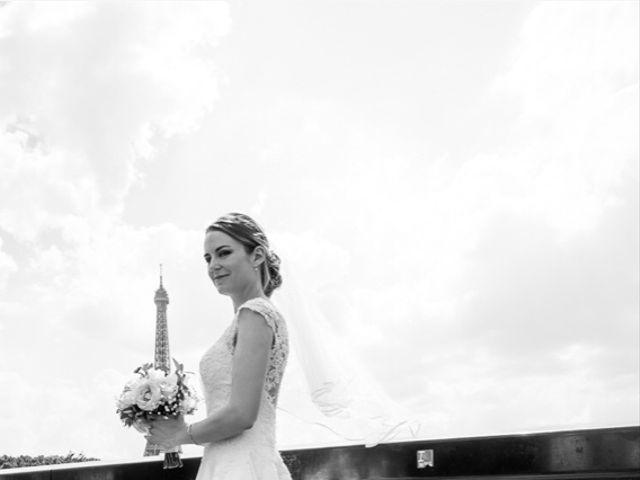 Le mariage de Yiannis et Marine à Dampsmesnil, Eure 17