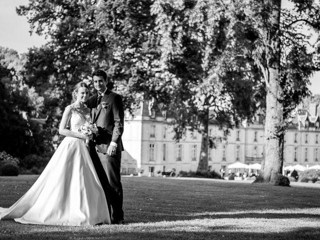 Le mariage de Yiannis et Marine à Dampsmesnil, Eure 20