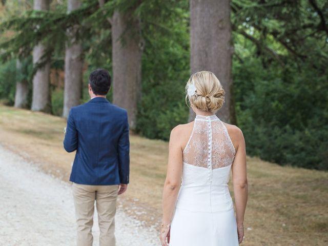Le mariage de Eric et Fabienne à Longueville, Lot-et-Garonne 10