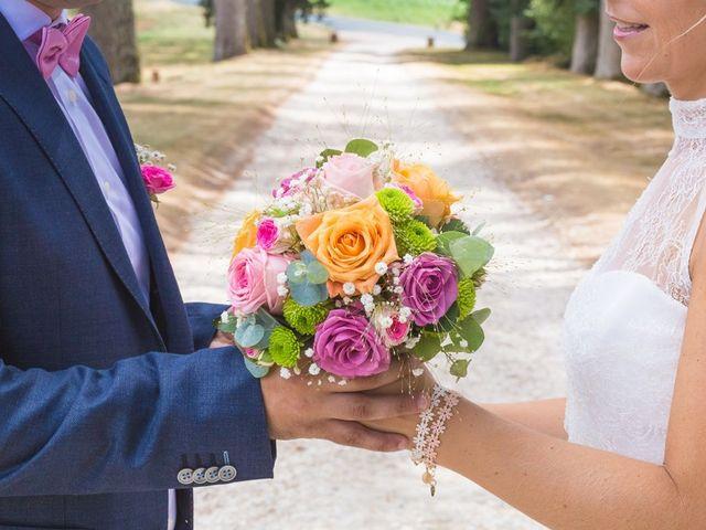 Le mariage de Eric et Fabienne à Longueville, Lot-et-Garonne 11