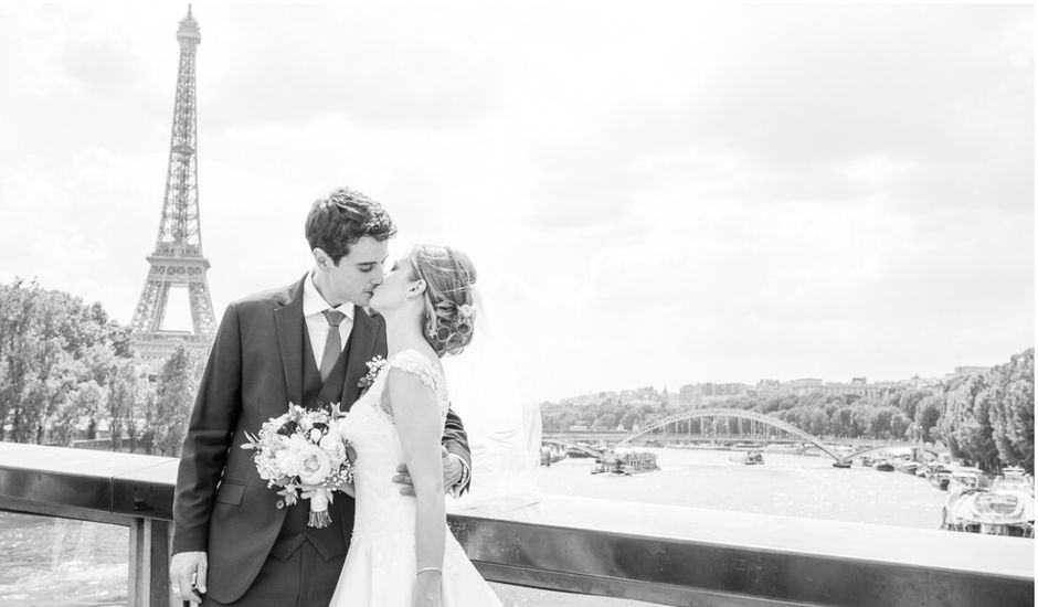 Le mariage de Yiannis et Marine à Dampsmesnil, Eure