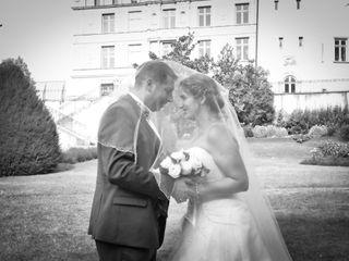 Le mariage de Cindy et Benoît