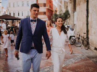 Le mariage de Yamina et Gadreau 2