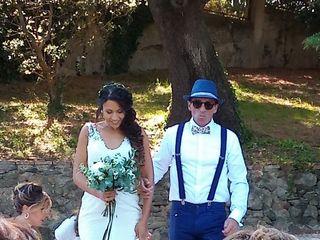 Le mariage de Yamina et Gadreau 3