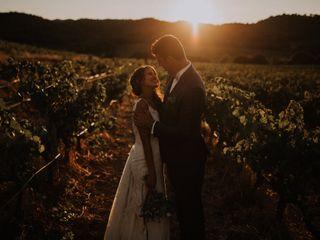 Le mariage de Yamina et Gadreau