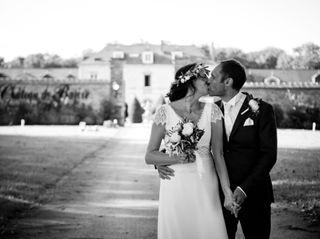 Le mariage de Sandrine et Olivier
