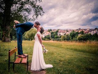 Le mariage de Pauline et Jean Baptiste