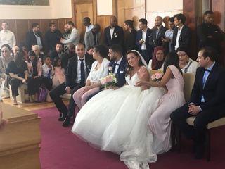 Le mariage de Cindy et Yassine 1
