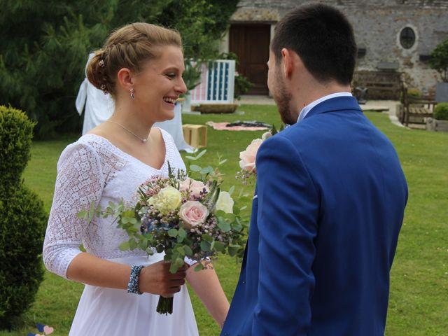 Le mariage de Antoine et Priscillia à Le Boullay-Mivoye, Eure-et-Loir 24