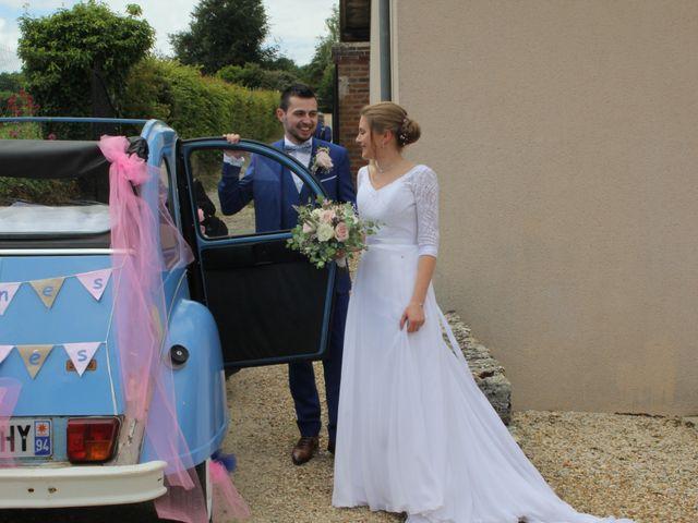 Le mariage de Antoine et Priscillia à Le Boullay-Mivoye, Eure-et-Loir 34