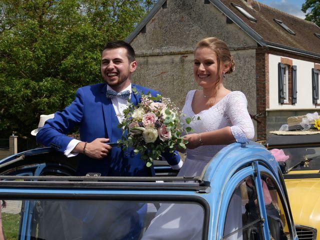 Le mariage de Antoine et Priscillia à Le Boullay-Mivoye, Eure-et-Loir 35