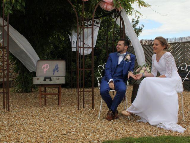 Le mariage de Priscillia et Antoine