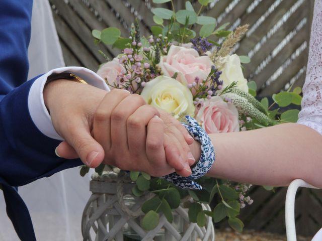 Le mariage de Antoine et Priscillia à Le Boullay-Mivoye, Eure-et-Loir 38