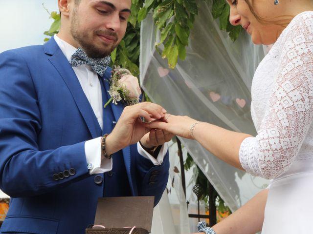 Le mariage de Antoine et Priscillia à Le Boullay-Mivoye, Eure-et-Loir 45