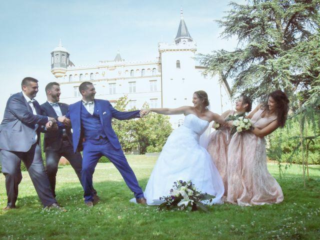 Le mariage de Benoît et Cindy à Saint-Priest, Rhône 10