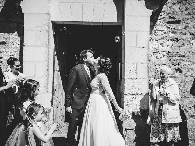 Le mariage de Vincent et Valentine à Tours, Indre-et-Loire 1