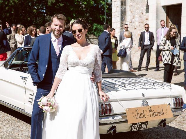 Le mariage de Vincent et Valentine à Tours, Indre-et-Loire 19