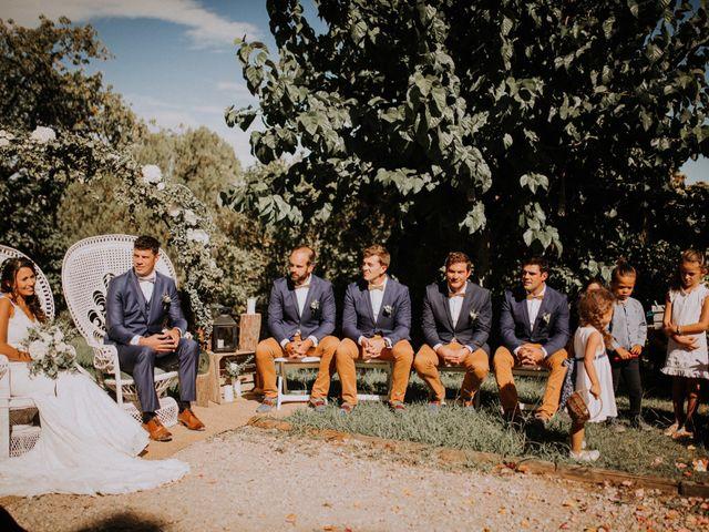 Le mariage de Gadreau et Yamina à Perpignan, Pyrénées-Orientales 32