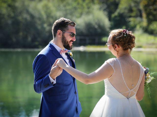 Le mariage de Sophie et Cyril