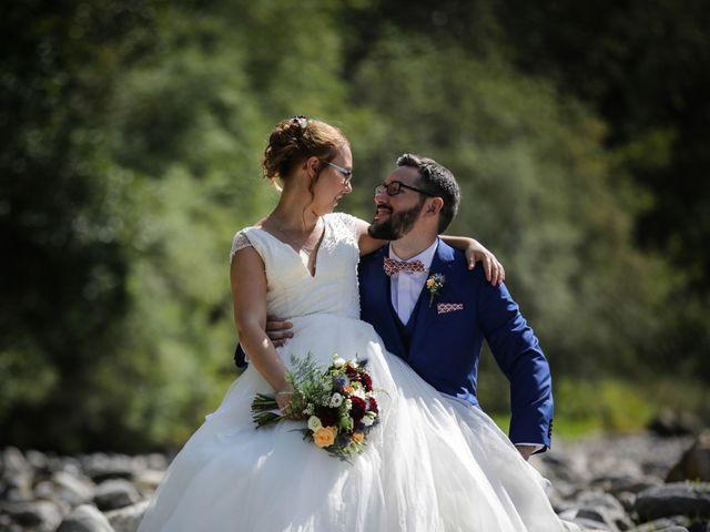 Le mariage de Cyril et Sophie à Allèves, Haute-Savoie 5