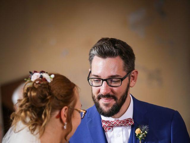 Le mariage de Cyril et Sophie à Allèves, Haute-Savoie 6