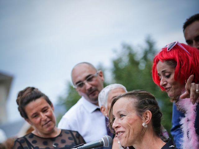 Le mariage de Cyril et Sophie à Allèves, Haute-Savoie 8