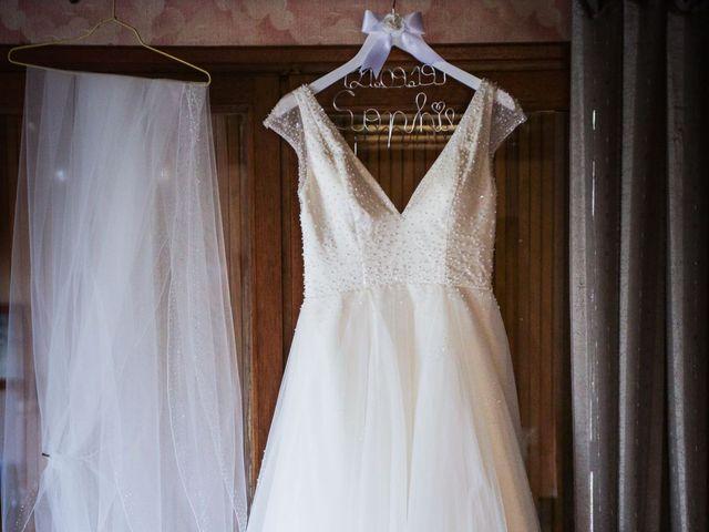 Le mariage de Cyril et Sophie à Allèves, Haute-Savoie 10