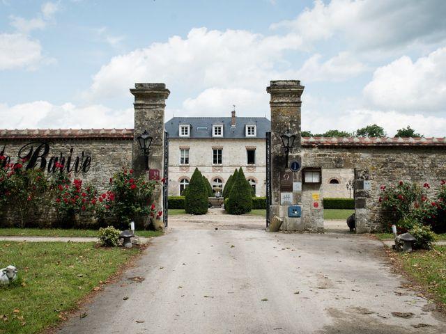 Le mariage de Olivier et Sandrine à Laon, Aisne 1
